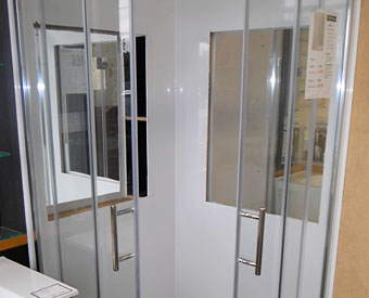 Shower installations